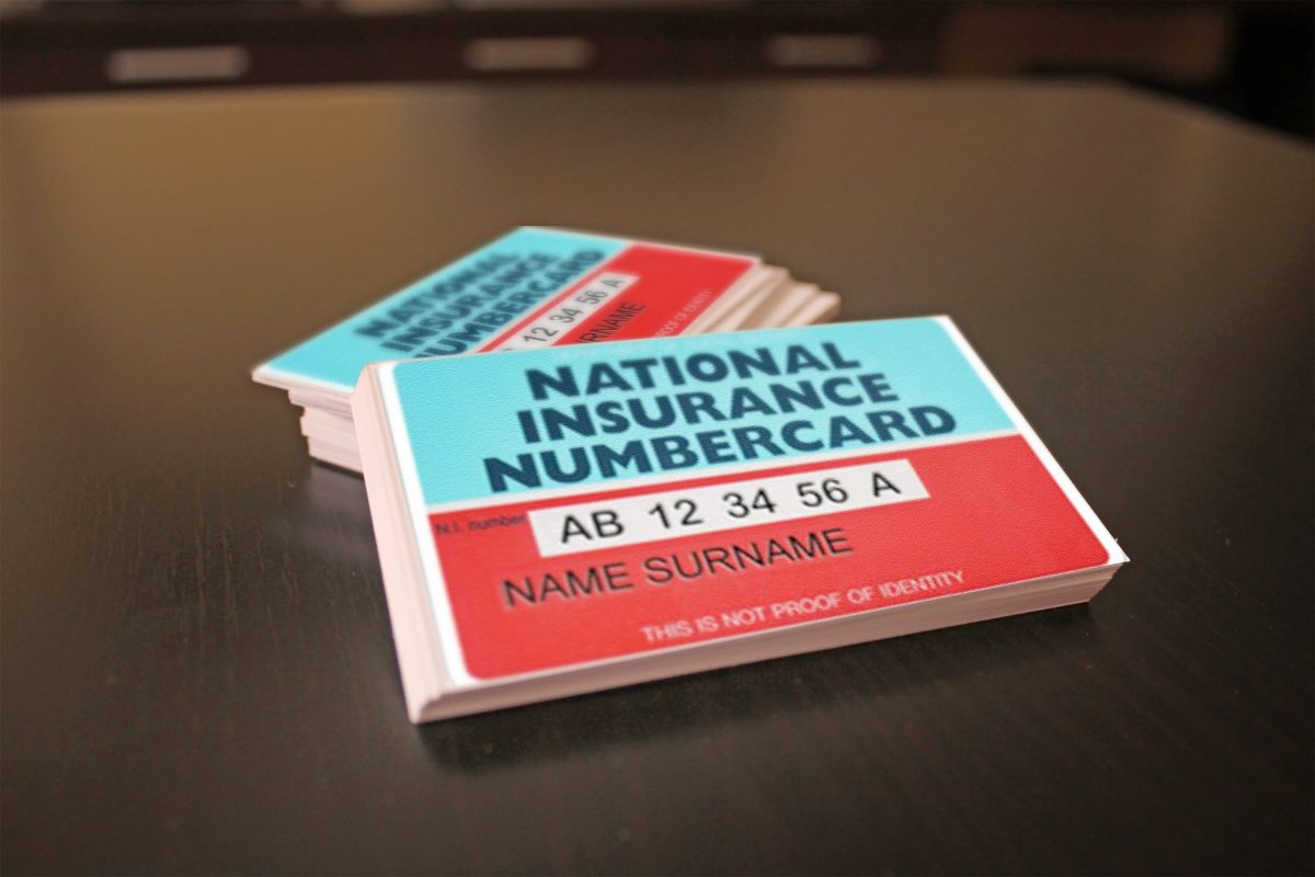 Insurance National Number